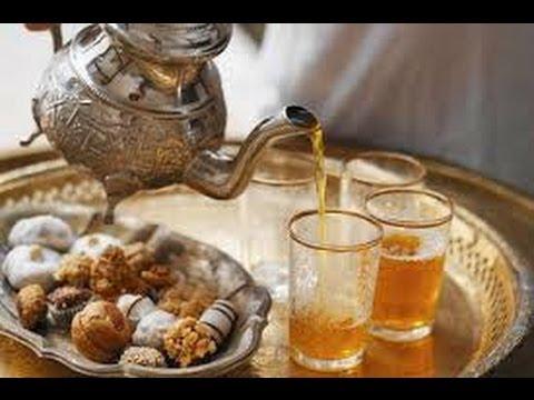 صينية الشاى في رمضان