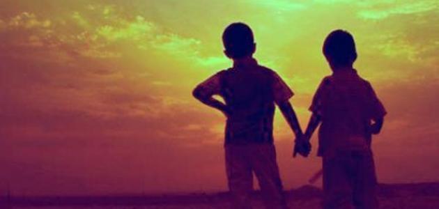 صورة اجمل كلام يعبر عن الصداقة