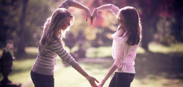 عبارات معبرة عن الصداقة