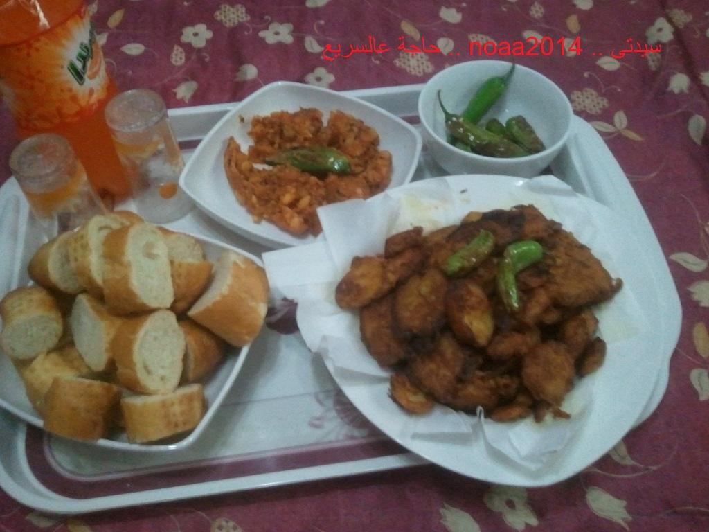 بالصور طريقة سريعه لتحضير وجبات عشاء 20160718 3788