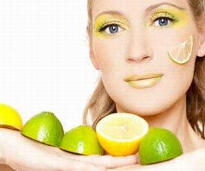 صوره فوائد الليمون لحب الشباب