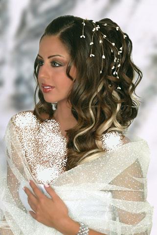بالصور تسريحة الخطوبة للعرائس جديدة 2019 20160719 1585
