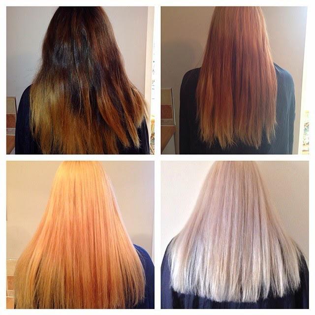 صورة كيف اسحب لون شعري , لا داعي للقلق بعد الان من اجل صبغه شعرك