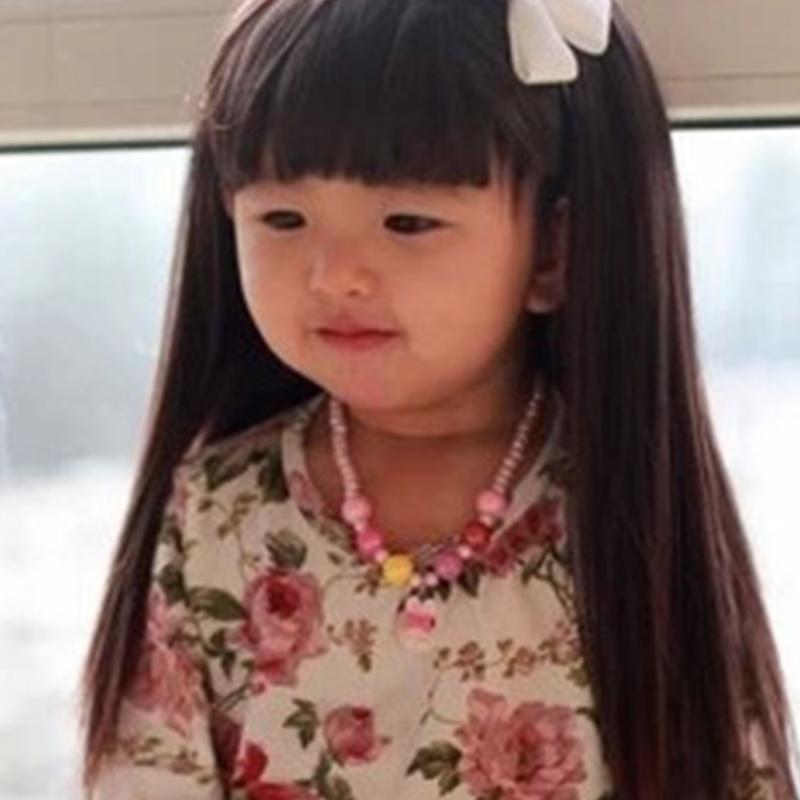 صوره افضل الطرق لتطويل اشعر الاطفال