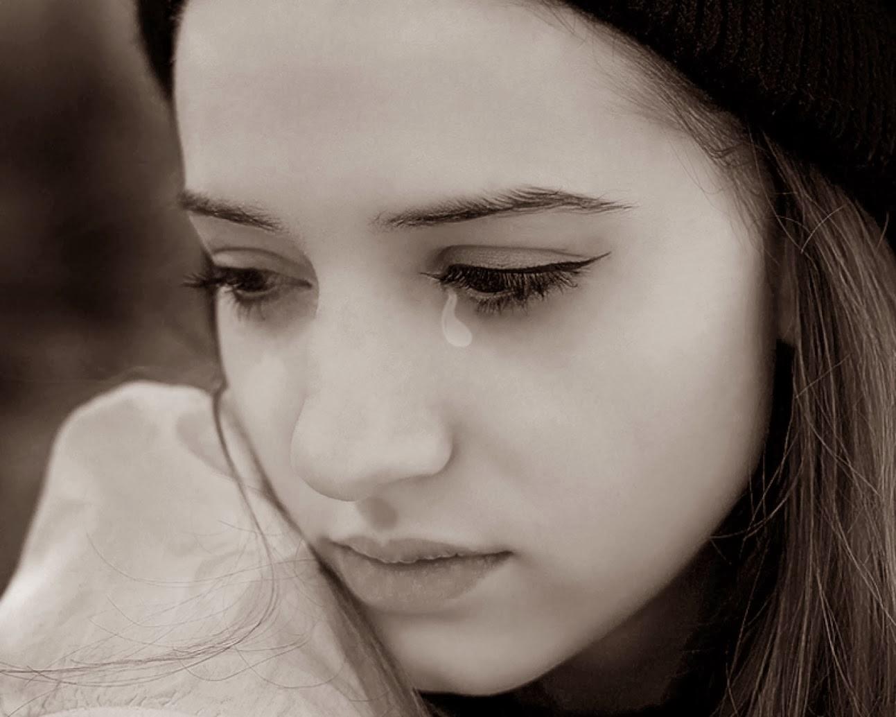 صور اجمل صور حزينه للبنات