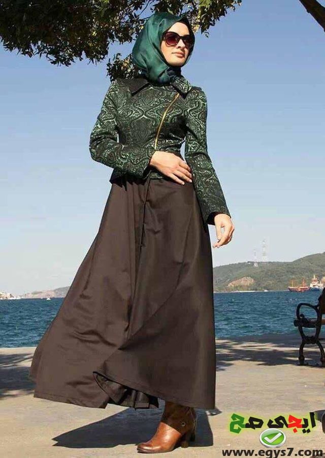 بالصور احلى لبس بنات محجبات 20160719 472