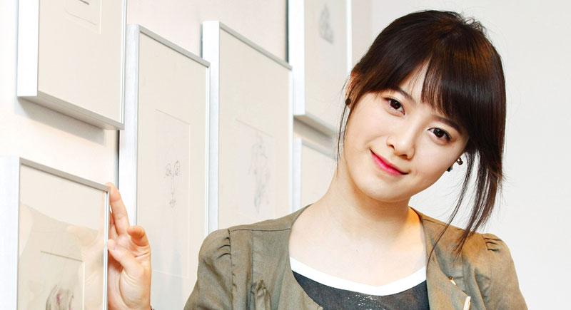 بالصور مجموعة اسماء المغنيات الكوريات 20160719 503