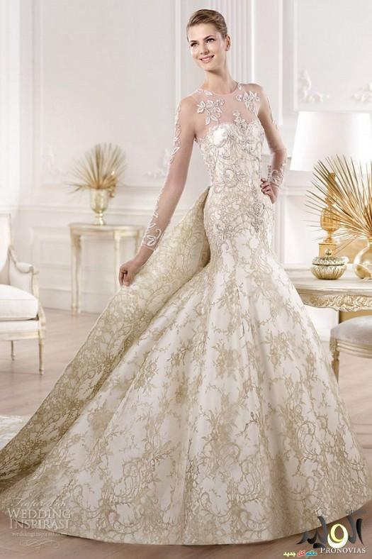 بالصور احدث صور فساتين العروس 2019 20160719 510