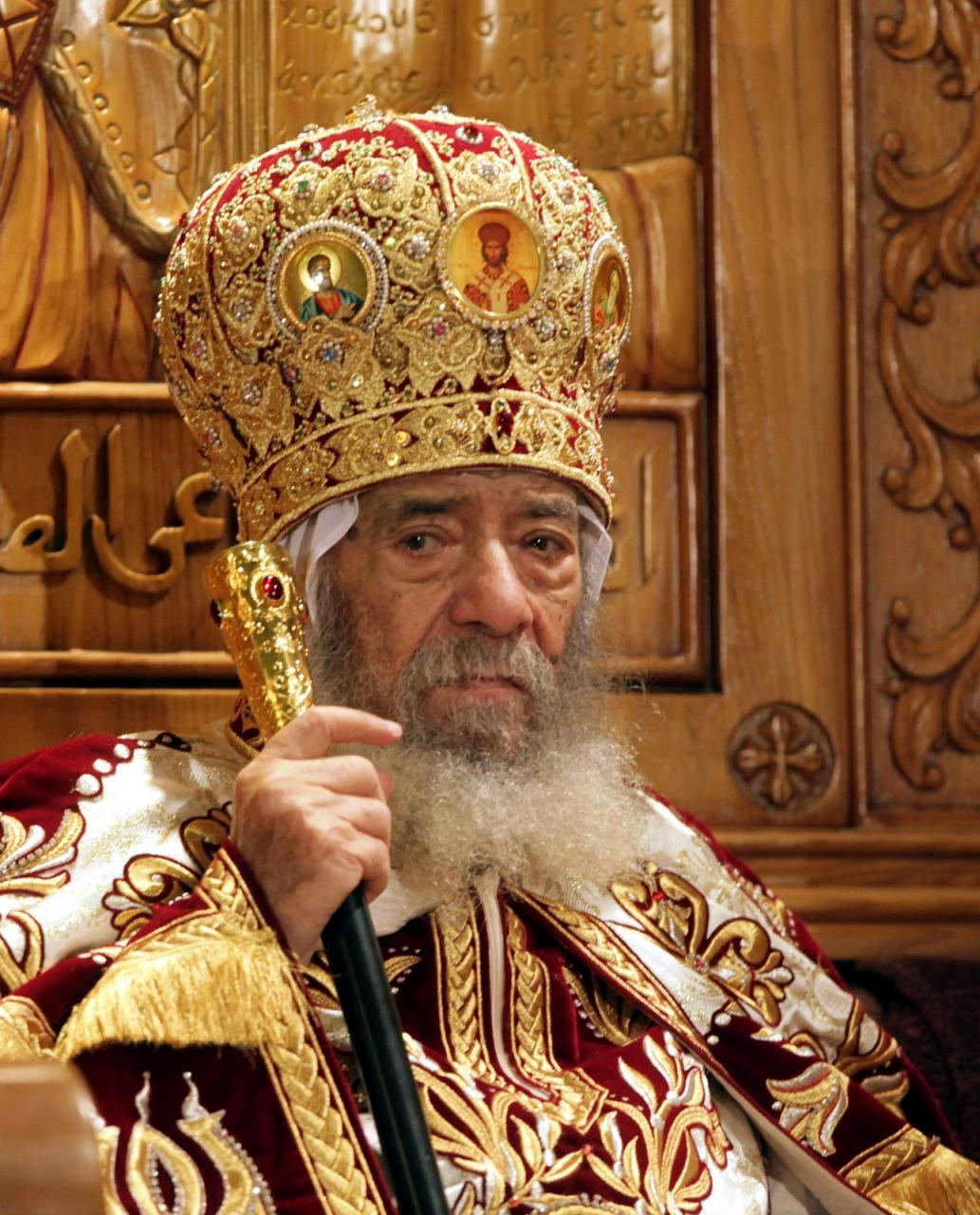 بالصور تحميل صورة البابا شنودة 20160719 814