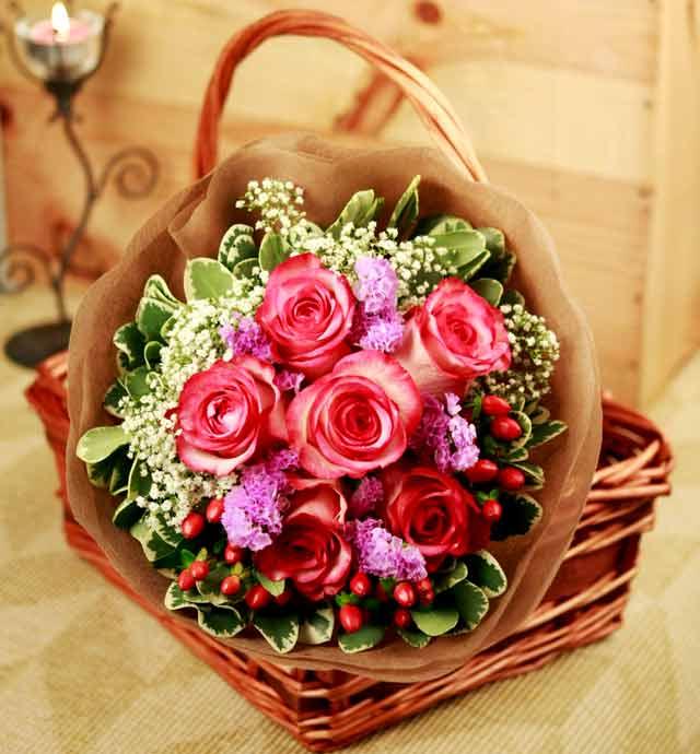 بالصور صور الورد الجوري وباقات الورد غاية فى الروعة 20160720 1054