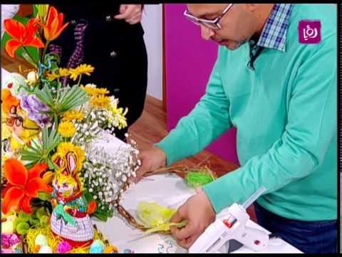 بالصور خبيرة الاشغال اليدوية فاي سابا تصنع واقي الطاولة 20160720 1310