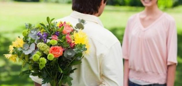صوره كيف تثبت لحبيبك انك تحبها 8 طرق بسيطة لاظهار حبك دون كلام