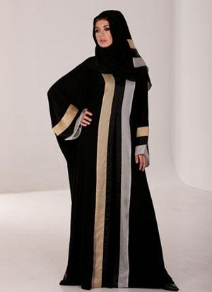 صور العباءة الخليجية باجمل التصاميم