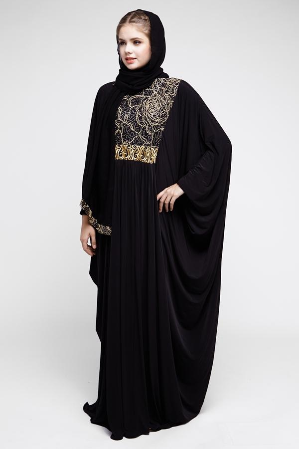 بالصور العباءة الخليجية باجمل التصاميم 20160720 638