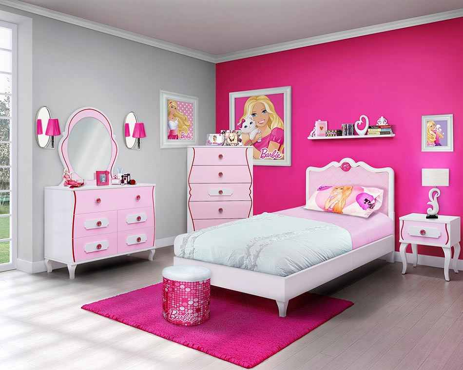 بالصور اجمل الغرف النوم للبنات 20160720 914