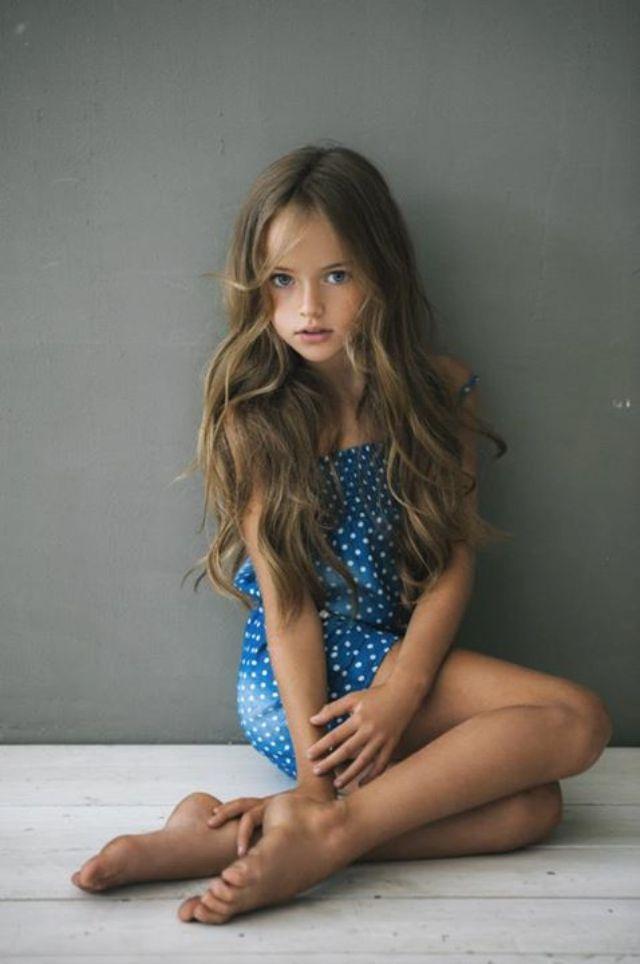 بالصور اجمل طفلة في العالم 20160720 951