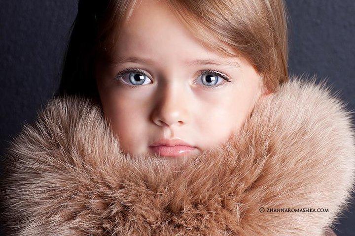 بالصور اجمل طفلة في العالم 20160720 953