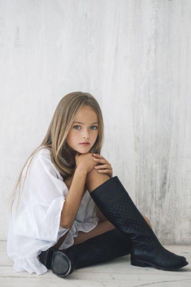 بالصور اجمل طفلة في العالم 20160720 955