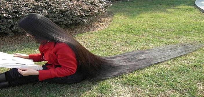 صورة ماهو الزيت الذي يطول الشعر