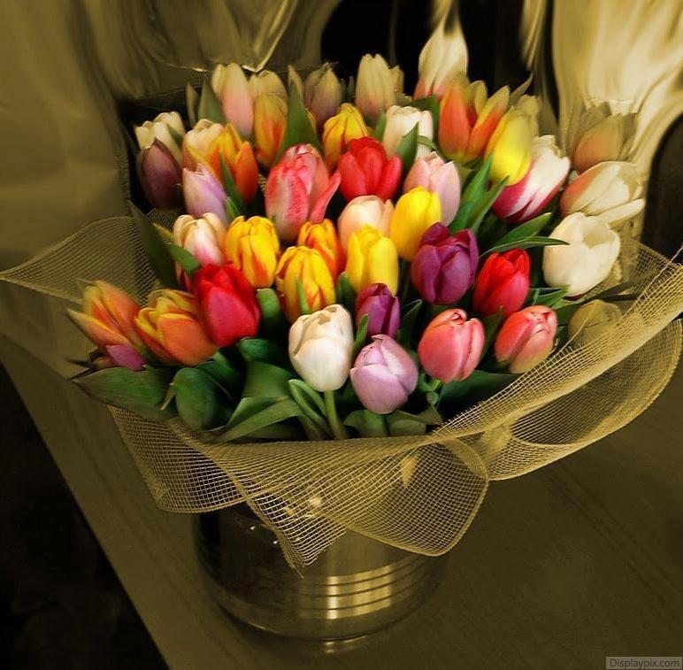 بالصور احلى بوكيه ورد باجمل الورود والازهار 20160723 230