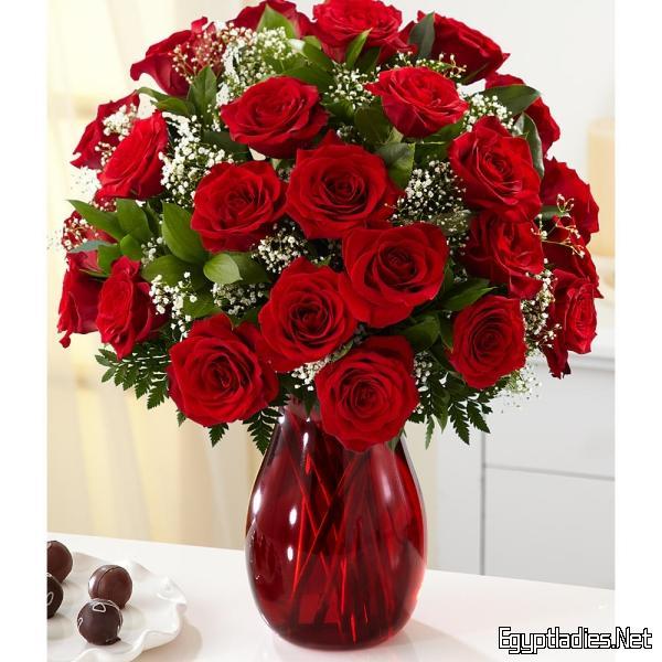 بالصور احلى بوكيه ورد باجمل الورود والازهار