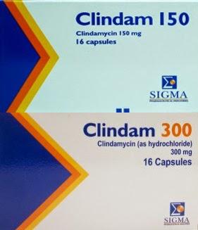 صوره كليندام كبسولات Clindam Capsule لعلاج عدوى الجهاز التنفسى