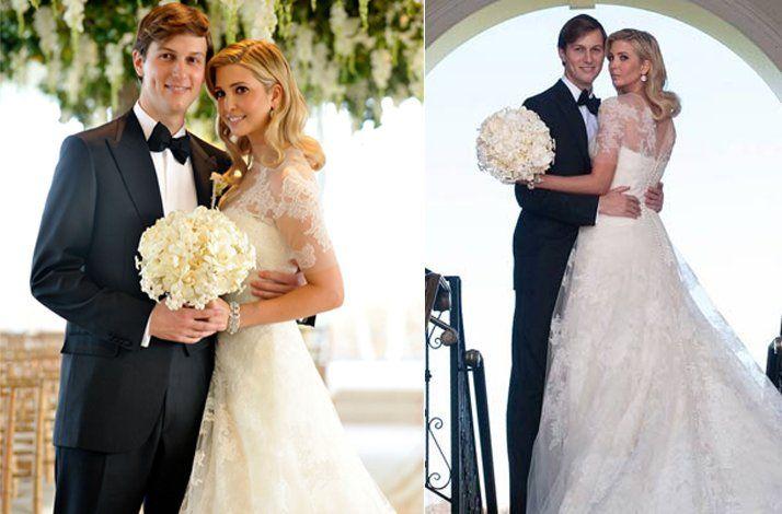 بالصور صور احدث موديلات فساتين زفاف النجمات والاميرات 20160724 17