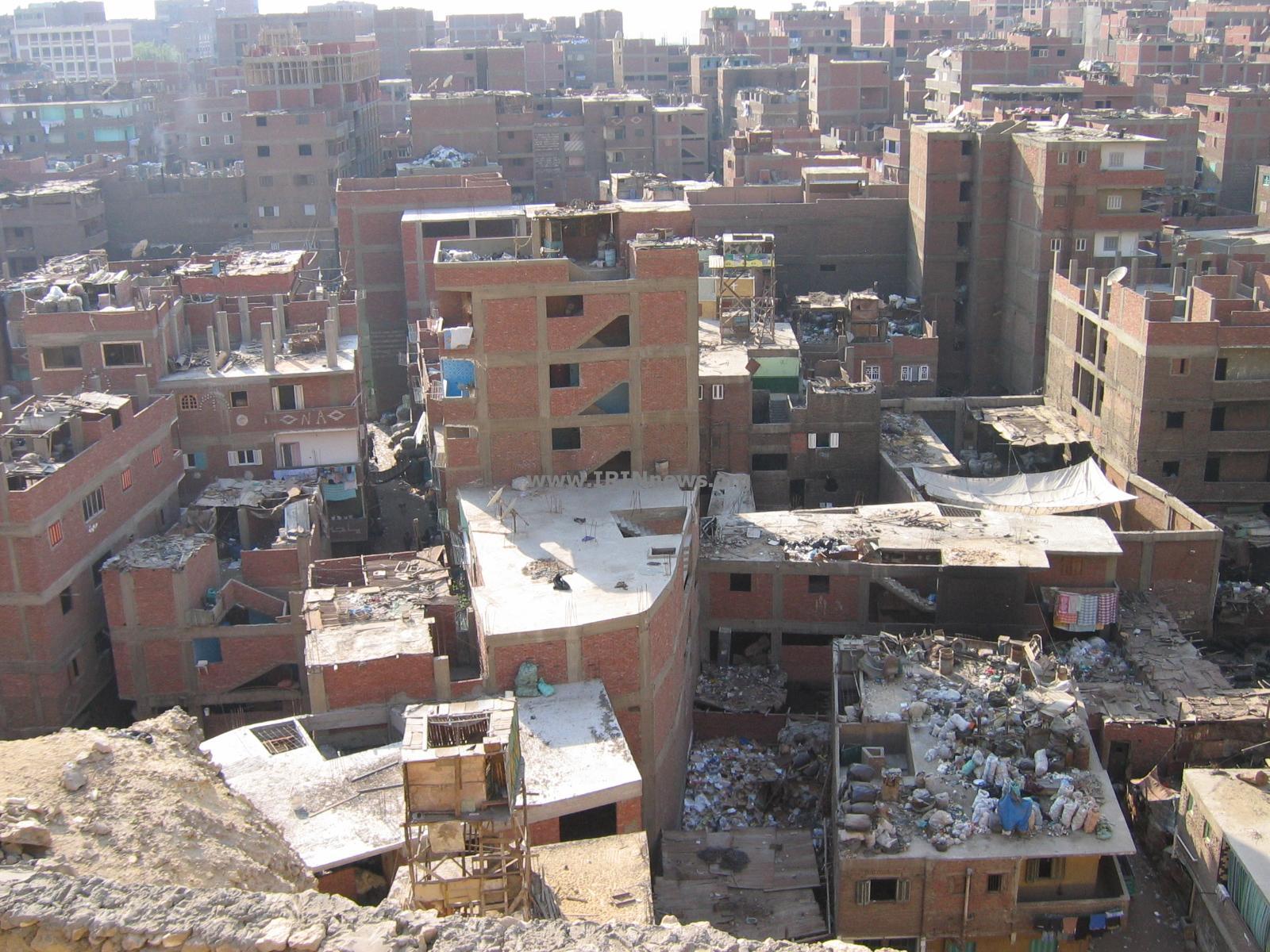 بالصور بحث عن العشوائيات في مصر 20160724 553