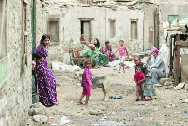 بالصور بحث عن العشوائيات في مصر