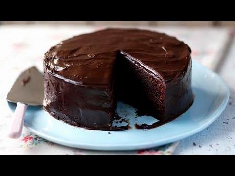 صور طريقة عمل كيك بالشوكولاته سهل