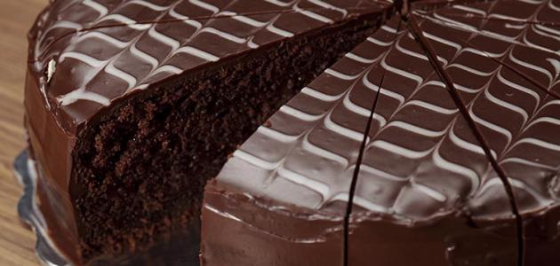 بالصور طريقة عمل كيك بالشوكولاته سهل 20160724 813