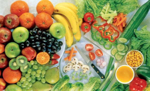 بالصور الغذاء البسيط سر طول العمر 20160724 852