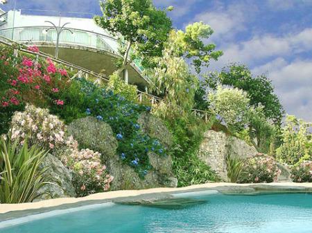 بالصور حدائق فلل وتصميمات روعة 20160726 11
