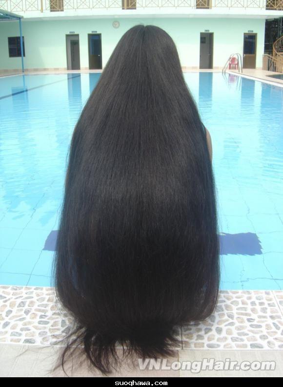 صور علاج لتطويل الشعر وتنعيمه