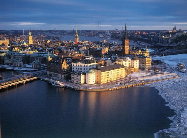 بالصور مدينة ستوكهولم عاصمة السويد 328702 1381840713