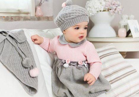 صور احدث ملابس الاطفال للشتاء