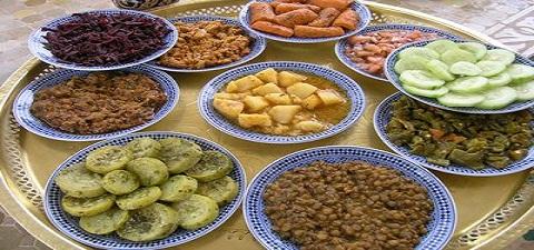 صور اشهر اسماء اكلات مغربية