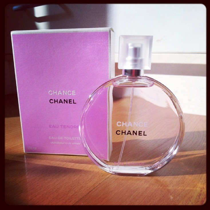 بالصور عطر شانيل الجديد برائحة جذابة Chanel Chance Eau Tendre