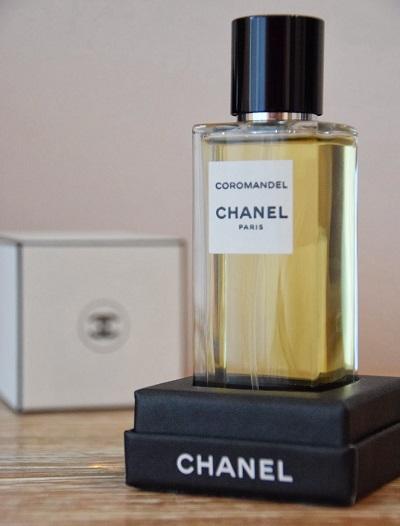 بالصور عطر شانيل الجديد برائحة جذابة Les Exclusifs de Chanel Coromandel Chanel