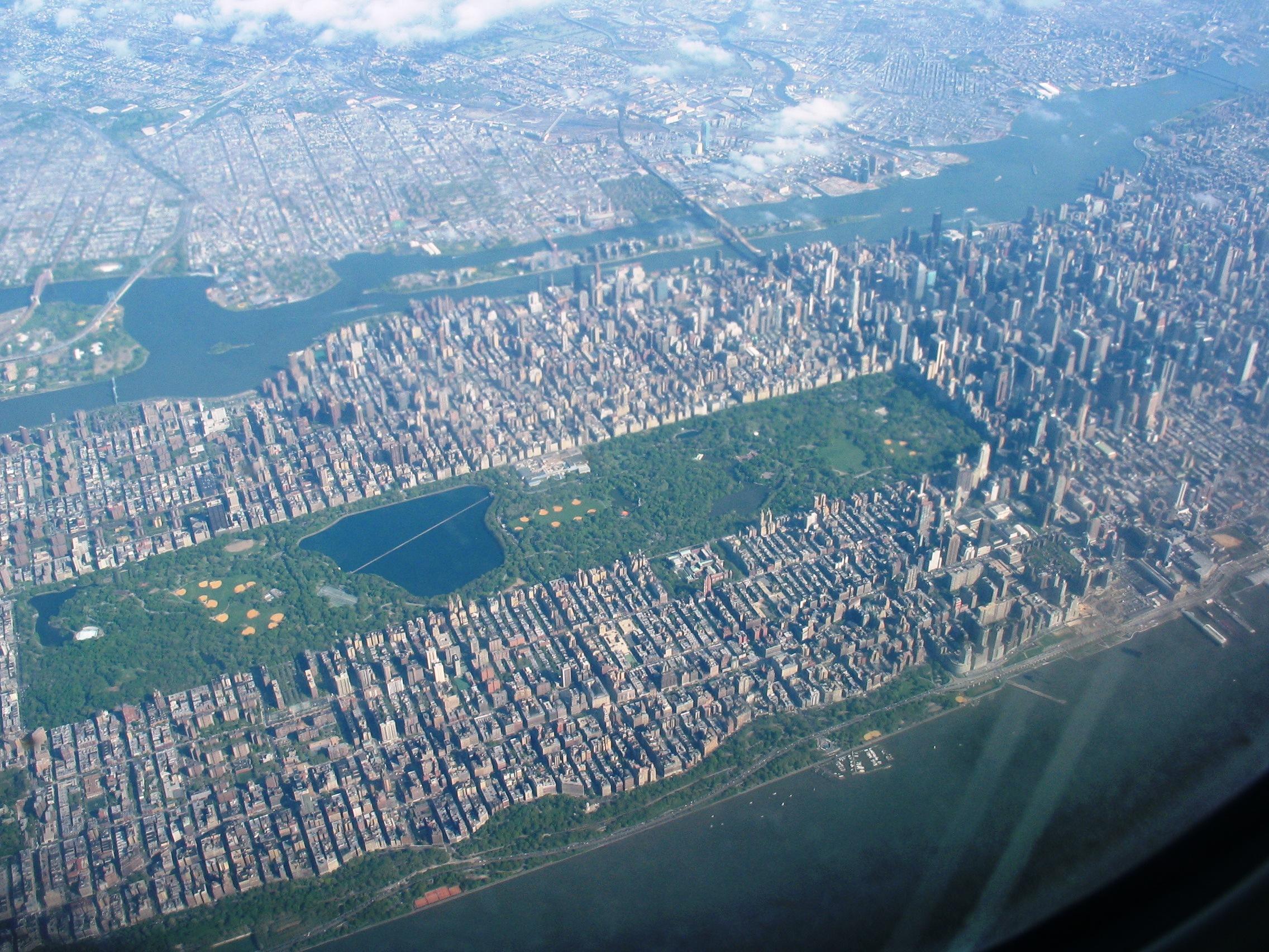 صوره حديقة سنترال بارك نيويورك