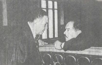 بالصور رئيس المخابرات صلاح نصر وشويكار Salah Nasr 1967