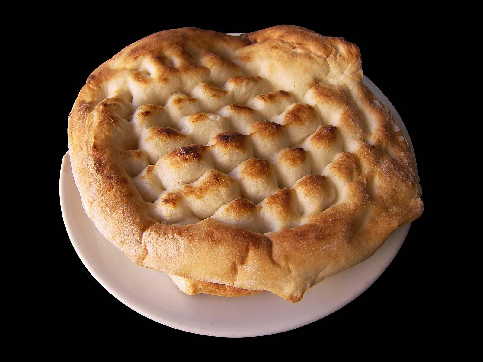 صوره طريقة تحضير الخبز التركى