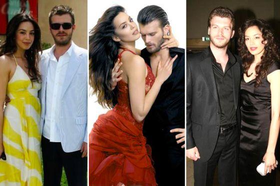 صور زوجة الممثل التركي مهند