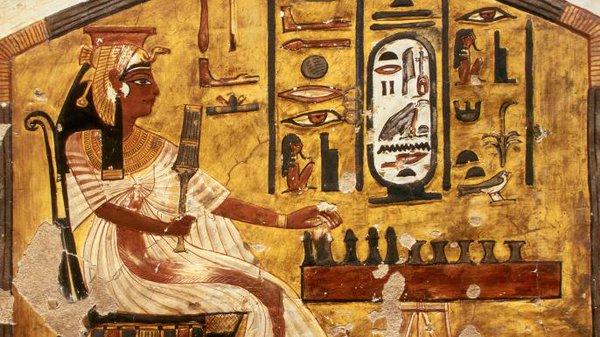 صوره بحث عن حضارة مصر الفرعونية القديمه