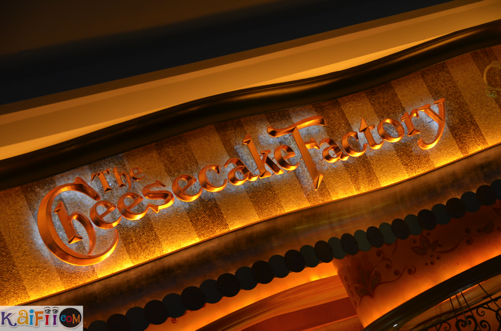 صورة عنواين مطعم شيز كيك فاكتوري