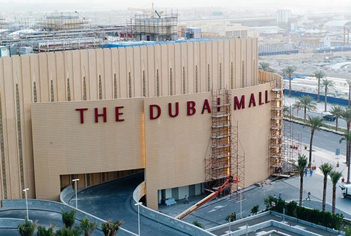 صوره دبي مول من الداخل