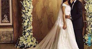 صوره زفاف الفنان جورج كلوني