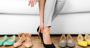 صور انواع احذية تناسب اطلالة البنات