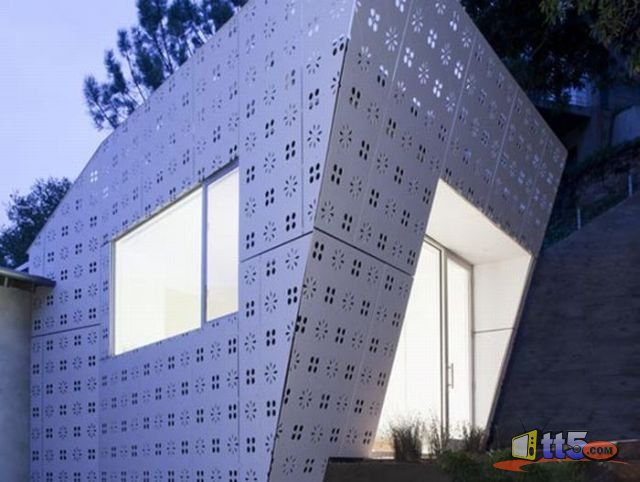 صوره تصميم منازل حديثه وغير عادية