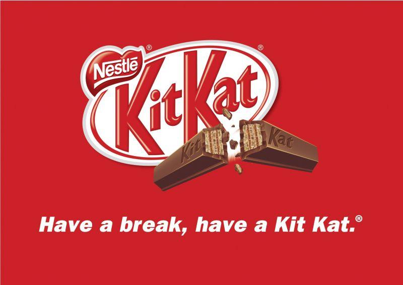 بالصور شوكولاته كيت كات have a break